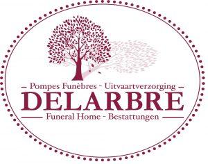 Funérarium Delarbre Logo
